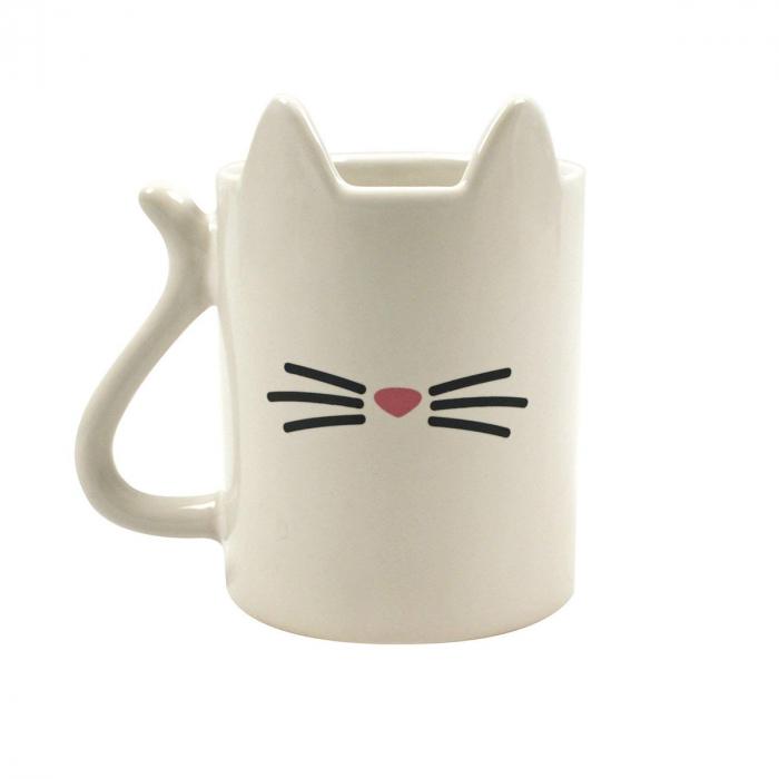 Cana haioasa in forma de pisica Purrfect [2]