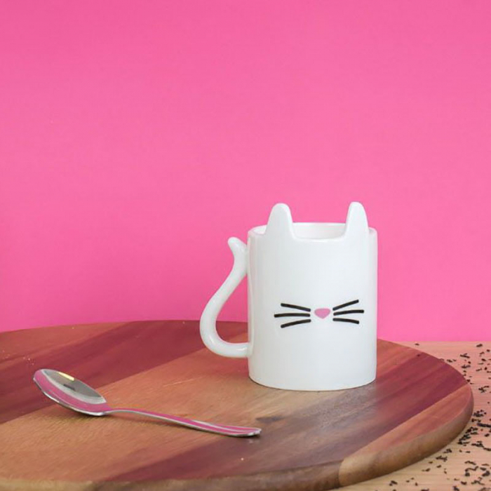 Cana haioasa in forma de pisica Purrfect [0]