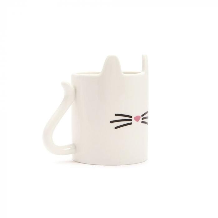 Cana haioasa in forma de pisica Purrfect [1]