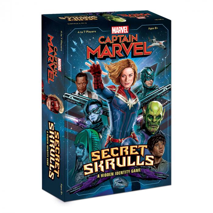 Captain Marvel: Secret Skrulls 2