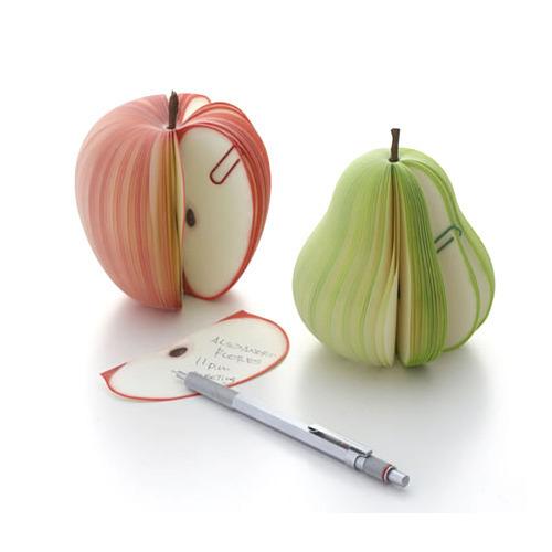 Carnetel de notite in forma de fructe 3