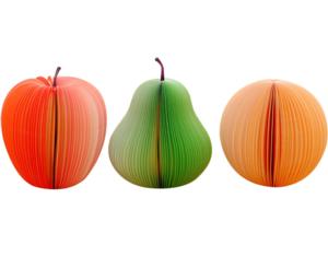 Carnetel de notite in forma de fructe 5