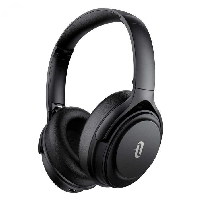 Casti audio TaoTronics cu bas puternic si true wireless, Bluetooth 5.0, Active Noise canceling 5