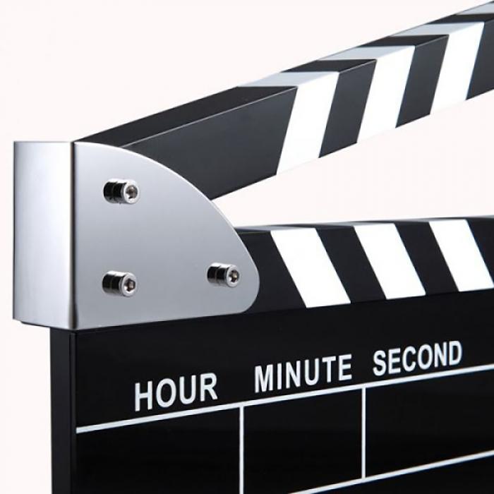 Ceas digital clacheta regizor 3