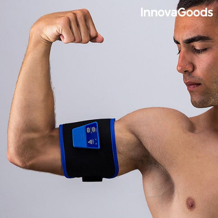 Centura de slabit cu electrostimulare musculara 3