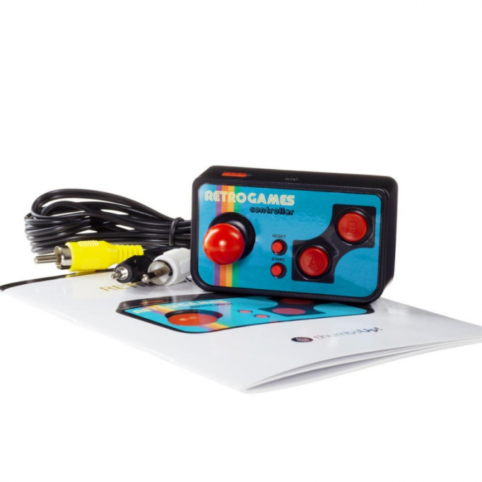 Consola de jocuri vintage, ultra-portabila 7