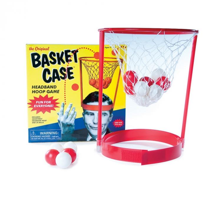 Cos de basket, joc de cap 4