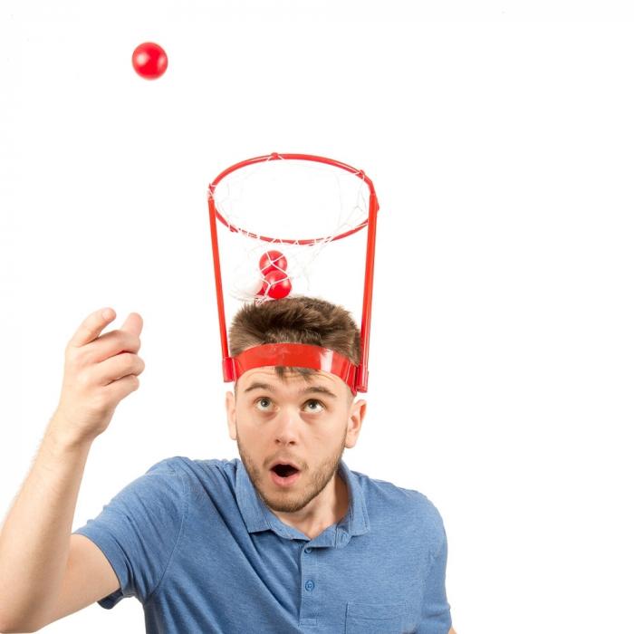 Cos de basket, joc de cap 3