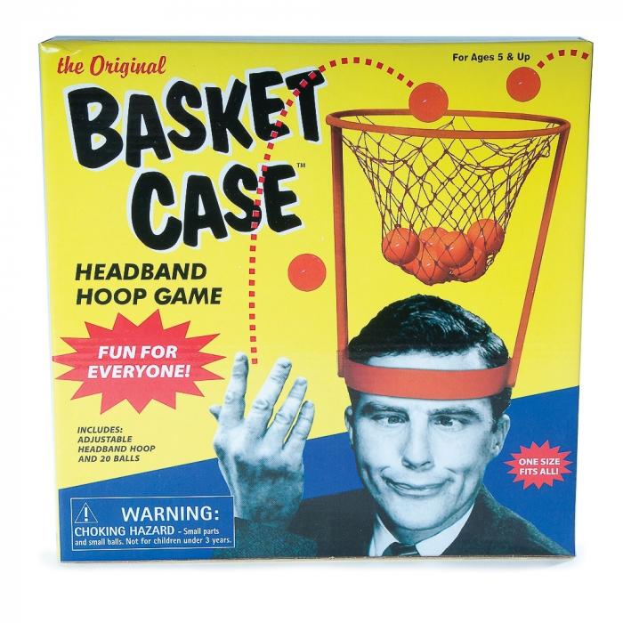 Cos de basket, joc de cap 5