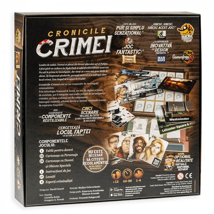 Cronicile Crimei [9]