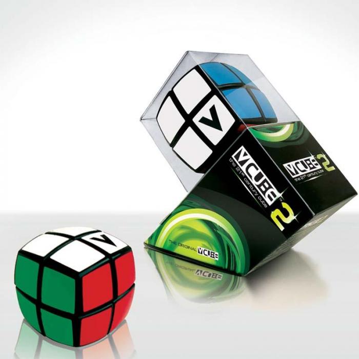 Cub Rubik V-cube 2 bombat 0