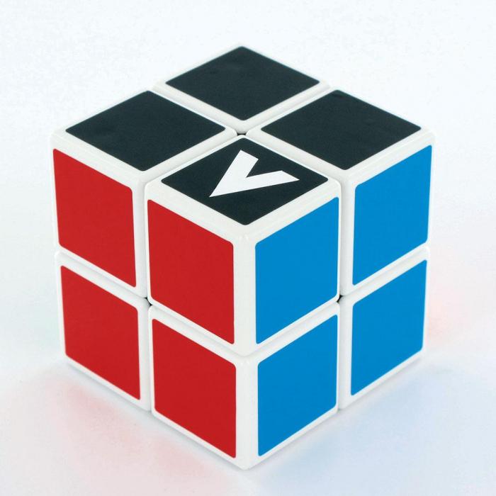 Cub Rubik V-cube 2 clasic 1