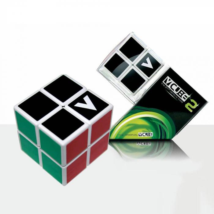 Cub Rubik V-cube 2 clasic 0