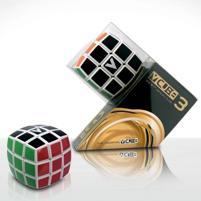 Cub Rubik V-Cube 3 bombat 0
