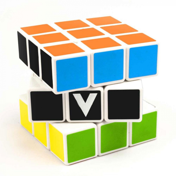Cub Rubik V-Cube 3 clasic 1