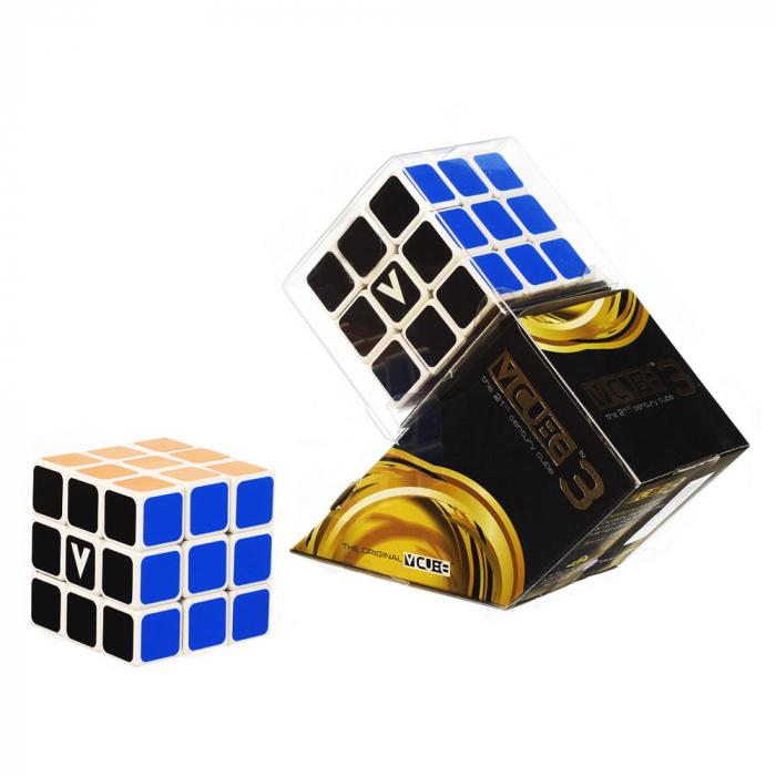 Cub Rubik V-Cube 3 clasic 0