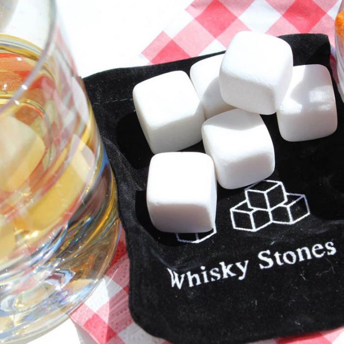 Cuburi Ceramica pentru Whiskey 0