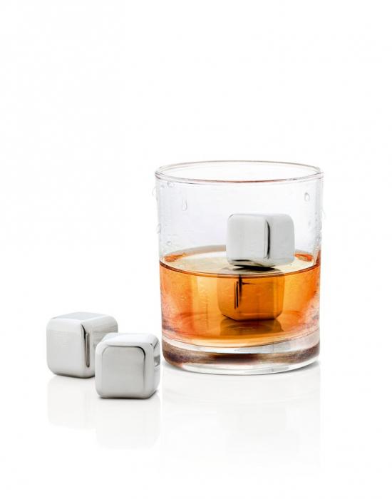 Cuburi din otel pentru whiskey 4