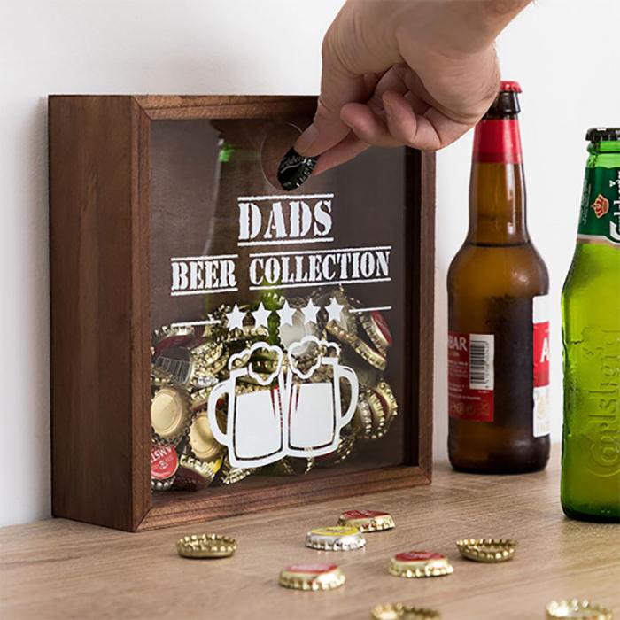 Cutie de colectie Capace de bere 1