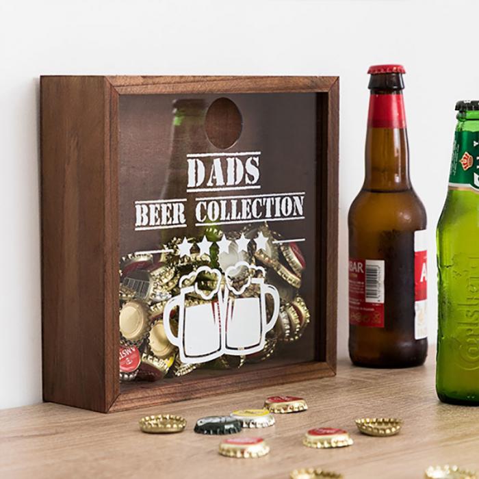 Cutie de colectie Capace de bere 0