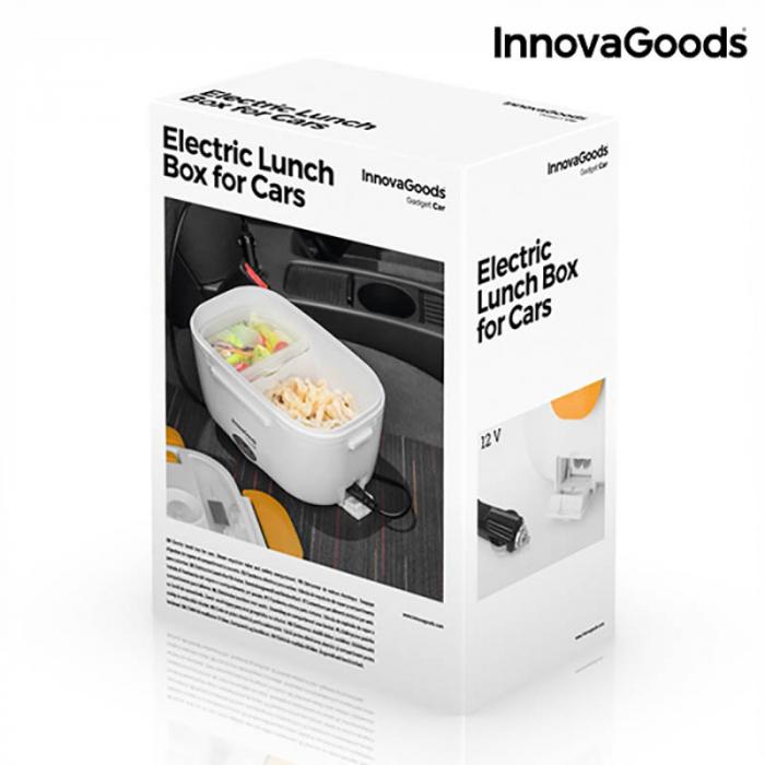 Cutie electrica Pranz cald in masina 4