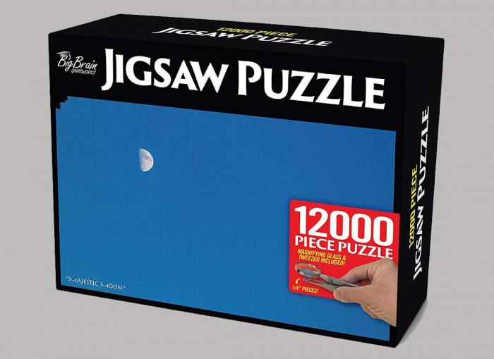 Cutie La Misto - Puzzle 12000 piese (mica) 0