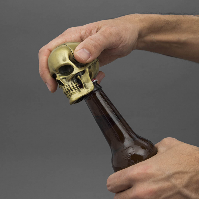 Desfacator de sticle Craniu 3