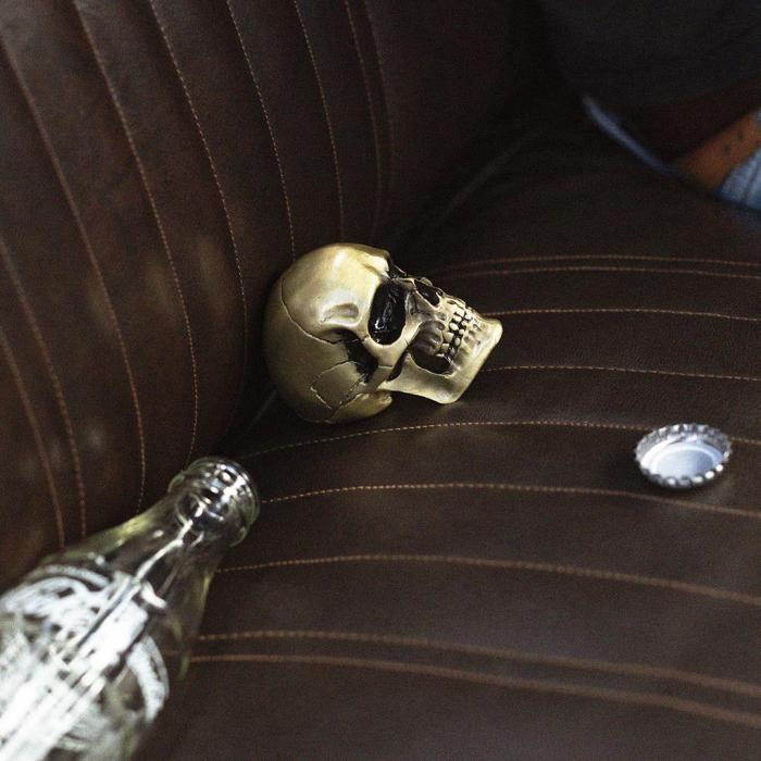 Desfacator de sticle Craniu 2