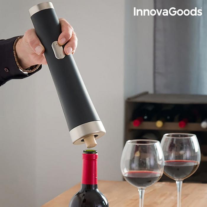 Desfacator electric pentru sticle de vin 0