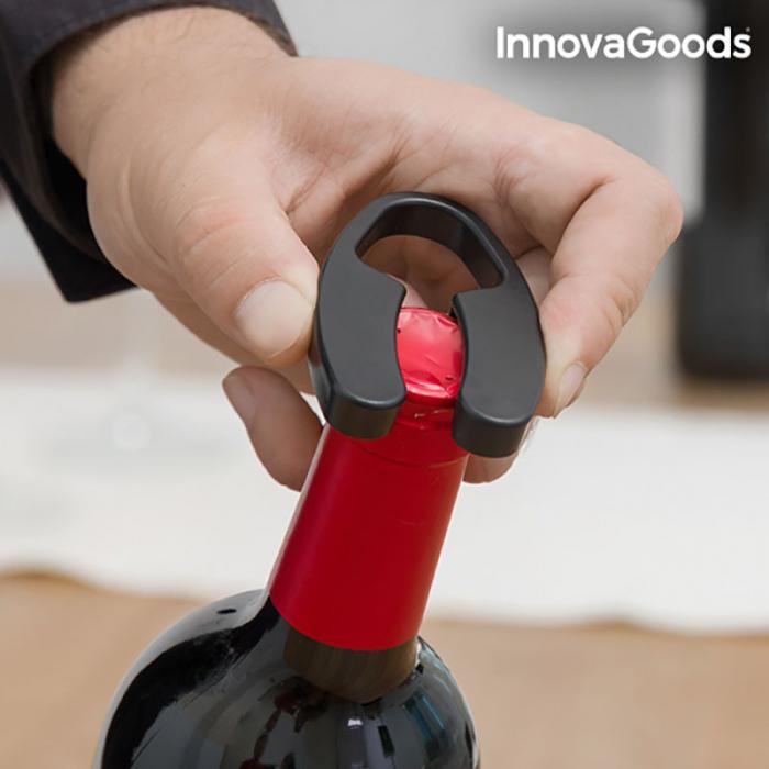Desfacator electric pentru sticle de vin 2