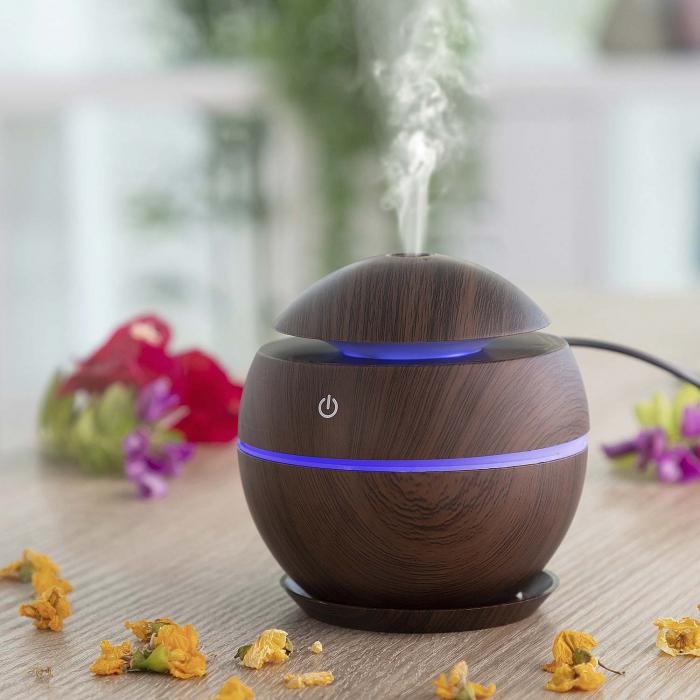 Difuzor aromaterapie cu uleiuri esentiale Sphere [0]