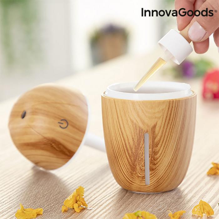 Difuzor aromaterapie Honey Pine, mini [6]