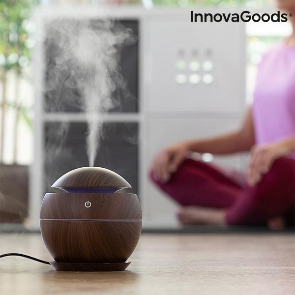 Difuzor aromaterapie cu uleiuri esentiale Sphere [1]