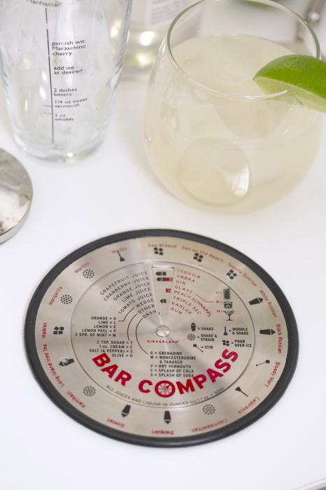 Disc retetar pentru cocktailuri 1