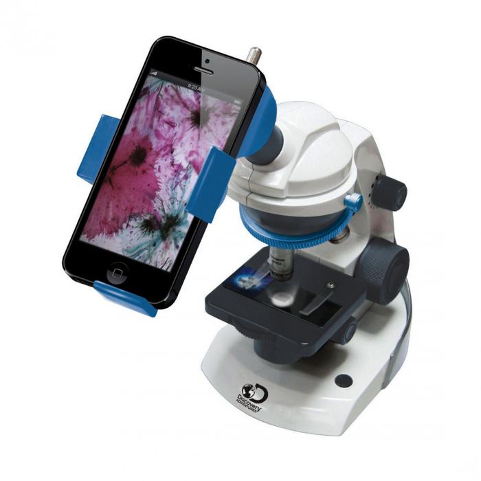Discovery 360 Microscop Super HD, cu iluminare LED 0