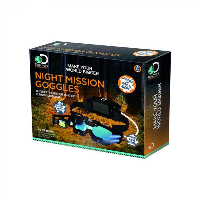 Discovery Googly, ochelari cu vedere in noapte 1
