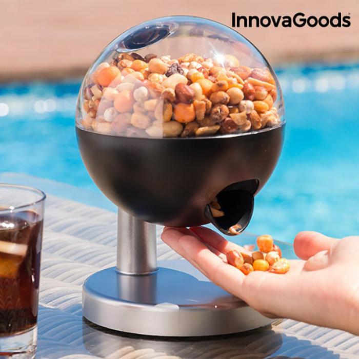 Dispenser cu senzor pentru nuci, snacks si bomboane 1