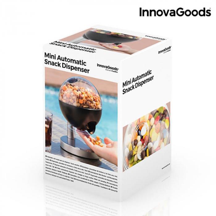Dispenser cu senzor pentru nuci, snacks si bomboane 5