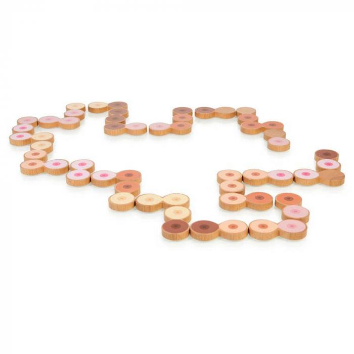Domino, joc traznit cu sani 4