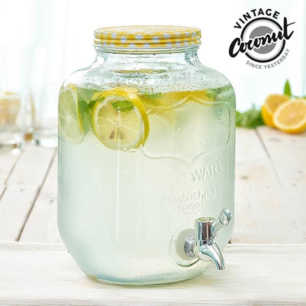 Dozator sticla retro pentru bauturi 1