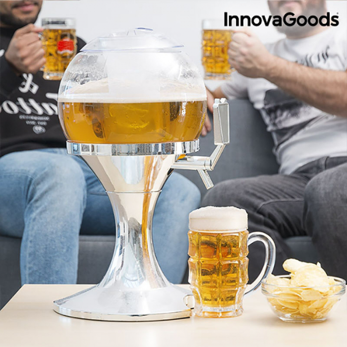 Dozator bauturi Trofeul cu bere 1