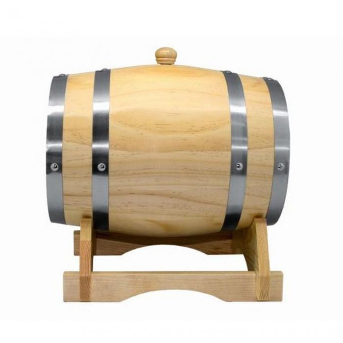 Dozator vin Butoi 5 litri 3