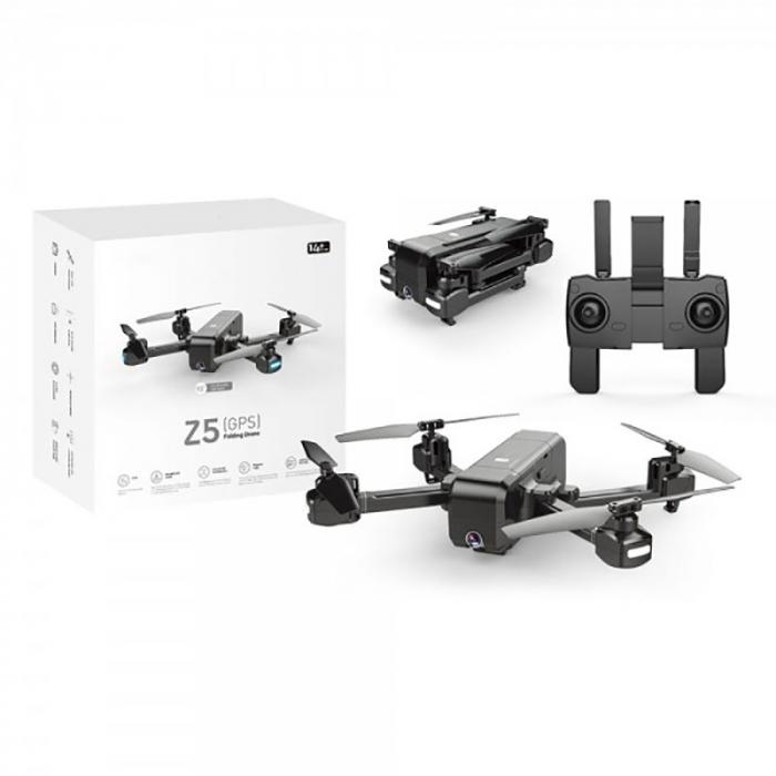 Drona Active Track pliabila, Smart GPS Return Home, 4K camera cu transmisie live pe smartphone 8
