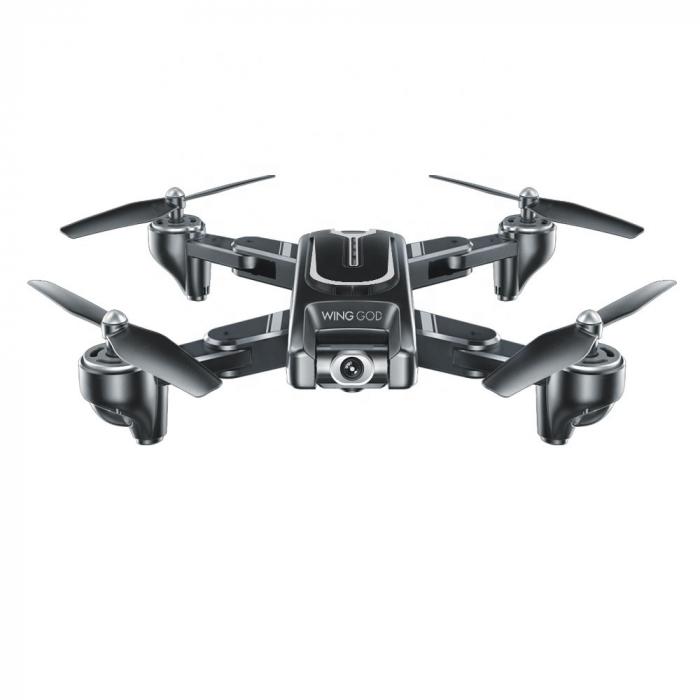 Drona Smart Visuo cu gps, Follow-Me, camera 4K cu transmisie live pe smartphone 1