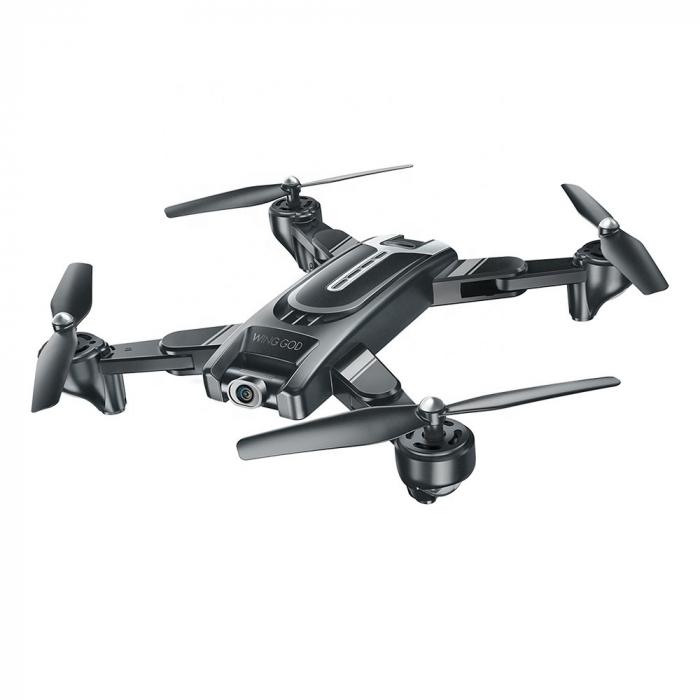 Drona Smart Visuo cu gps, Follow-Me, camera 4K cu transmisie live pe smartphone 2