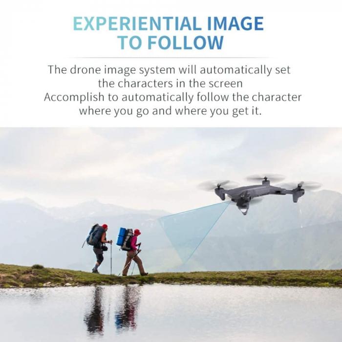 Drona Visuo XS816, Camera 4K cu transmisie pe telefon 3