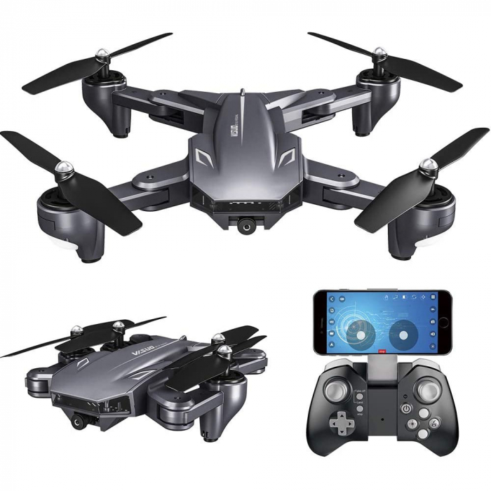 Drona Visuo XS816, Camera 4K cu transmisie pe telefon 7