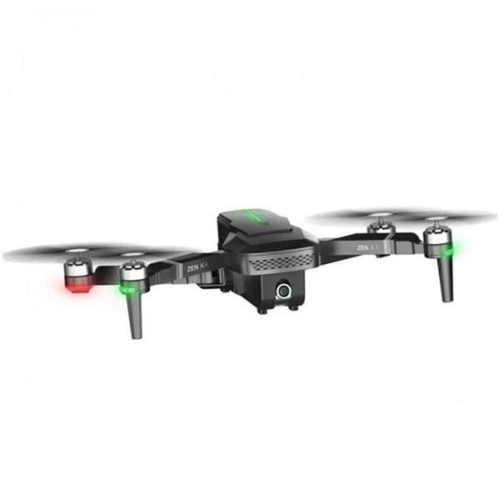 Drona ZEN Visuo ZEN cu motorizare Brushless, camera 4K cu transmisie live pe smartphone 3
