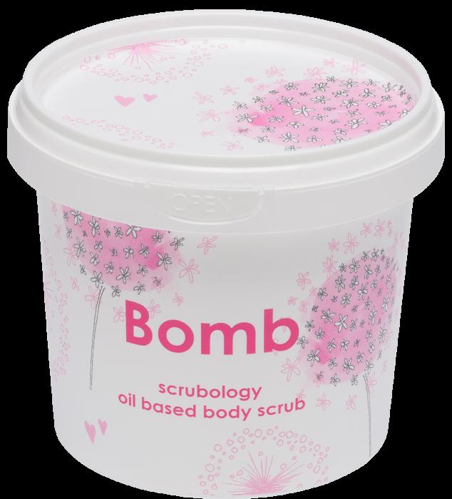 Exfoliant corp Scrubology Bomb Cosmetics 3