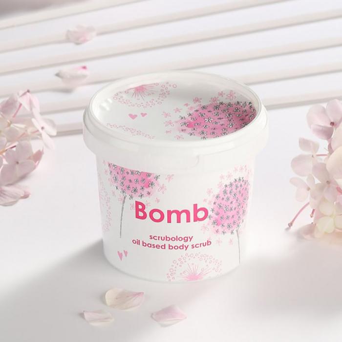 Exfoliant corp Scrubology Bomb Cosmetics 0